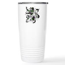Shaw Tartan Lion Travel Mug