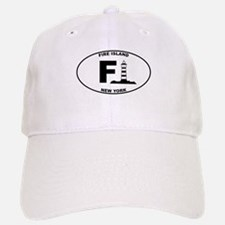 Fire Island Lighthouse Baseball Baseball Cap