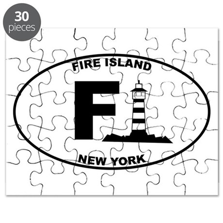 Fire Island Lighthouse Puzzle