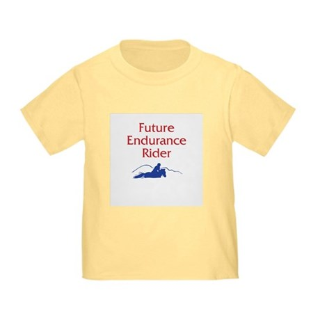 """""""Future Endurance Rider"""" Toddler T-Shirt"""