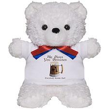 Ale Gives You Bonuses... Teddy Bear