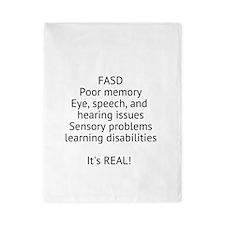 FASD Twin Duvet