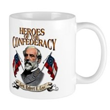 Robert E. Lee coffee mug