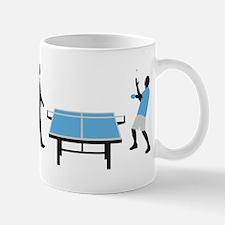 evolution table tennis Mug