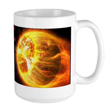 2012 End of the World Large Mug