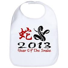 Year of The Snake 2013 Bib