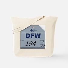 DFW Dallas Ft. Worth Airport  Tote Bag