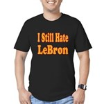 I Still Hate LeBron Men's Fitted T-Shirt (dark)