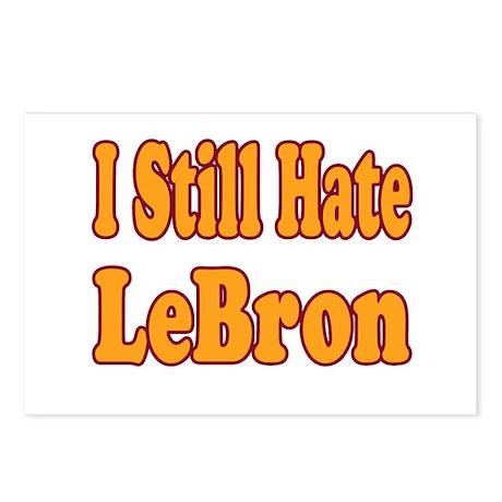 I Still Hate LeBron Postcards (Package of 8)