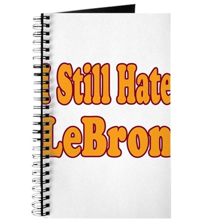 I Still Hate LeBron Journal