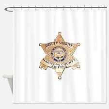 Maricopa County Sheriff Shower Curtain