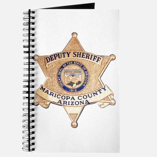 Maricopa County Sheriff Journal