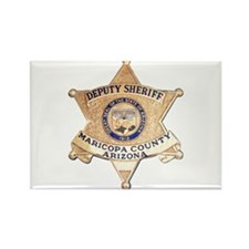 Maricopa County Sheriff Rectangle Magnet