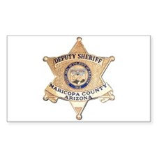 Maricopa County Sheriff Decal