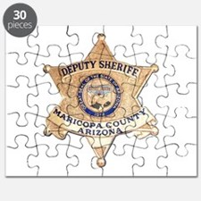 Maricopa County Sheriff Puzzle