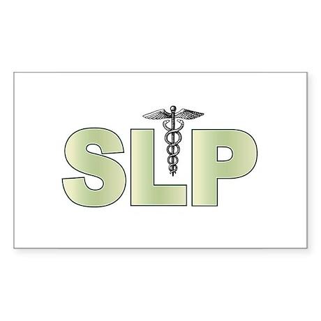 SLP Neutrals Rectangle Sticker