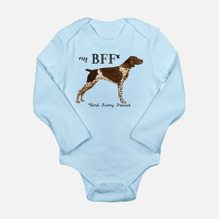 my BFF German shorthaired pointer Body Suit