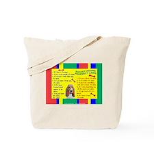Funny Animal law Tote Bag