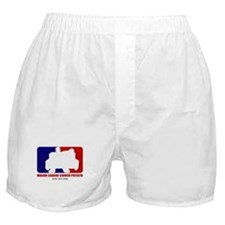 Major League Couch Potato Boxer Shorts