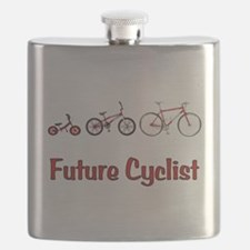 Future Cyclist Flask