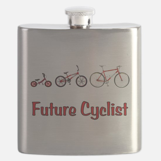 Future Cyclist Flask