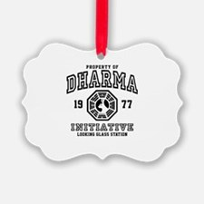 Dharma Looking Glass Ornament
