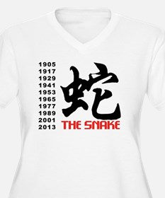 Years of The Snake T-Shirt
