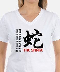 Years of The Snake Shirt