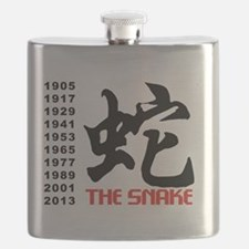 Years of The Snake Flask
