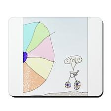 Cycle! Mousepad