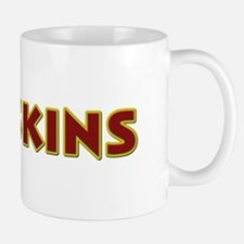 Redskins Text Logo - Large Mug