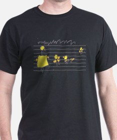 Quackie the Duck and Family T-Shirt