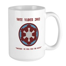 Vote Vader Mug