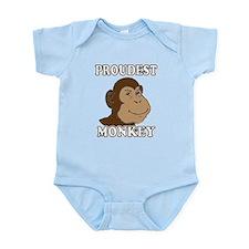 Proudest Monkey Infant Bodysuit