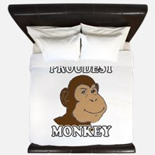 Proudest Monkey King Duvet