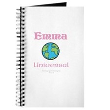 Your Name Emma Journal