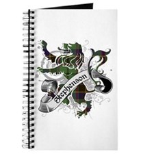 Stephenson Tartan Lion Journal