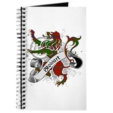 Stewart Tartan Lion Journal
