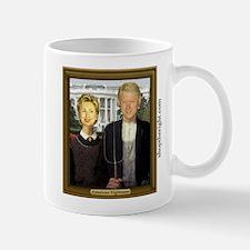 Hilary Clinton Nightmare Mug