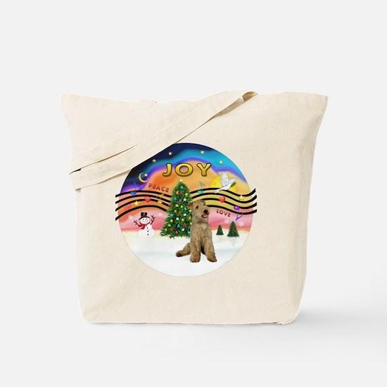 XMusic2 - Lakeland Terrier Tote Bag