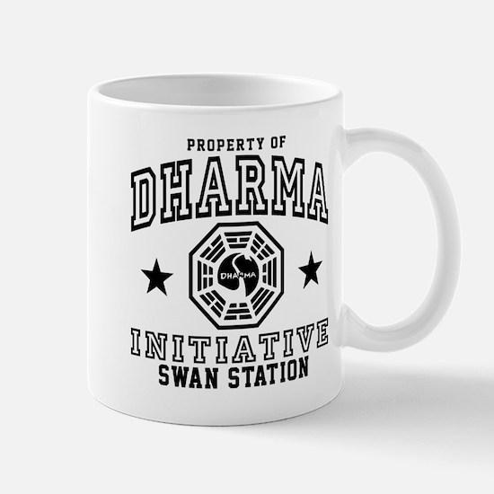 Dharma Swan Mug