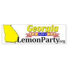 Georgia Bumper Stickers