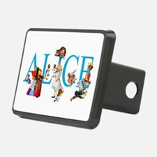 ALICE & FRIENDS IN WONDERL Hitch Cover