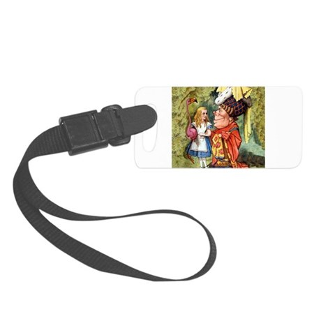 ALICE_7_SQ.png Small Luggage Tag