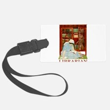 LIBRARIAN by Coles Phillips Luggage Tag