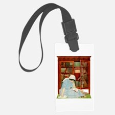 LOST HORIZONS by Coles Phillips Luggage Tag