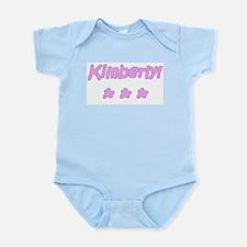 Kimberly! Infant Creeper