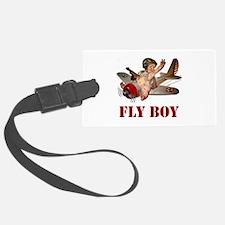 FLY BOY Luggage Tag