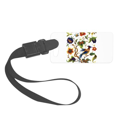Warwick Embroidery Small Luggage Tag