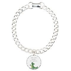 See you later, Alligator! Bracelet